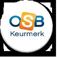 OSB Keurmerk | Schoonmaakbedrijf de Hoeve BV